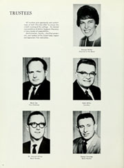 Page 14, 1968 Edition, Chaffey College - Argus Yearbook (Rancho Cucamonga, CA) online yearbook collection