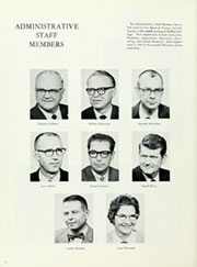 Page 16, 1968 Edition, Chaffey College - Argus Yearbook (Rancho Cucamonga, CA) online yearbook collection