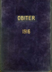 Page 1, 1916 Edition, Bloomsburg University - Obiter Yearbook (Bloomsburg, PA) online yearbook collection