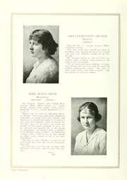 Page 106, 1919 Edition, Bloomsburg University - Obiter Yearbook (Bloomsburg, PA) online yearbook collection