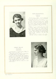 Page 90, 1919 Edition, Bloomsburg University - Obiter Yearbook (Bloomsburg, PA) online yearbook collection