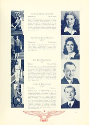 Page 17, 1943 Edition, Bloomsburg University - Obiter Yearbook (Bloomsburg, PA) online yearbook collection