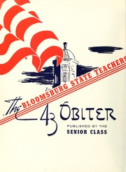 Page 6, 1943 Edition, Bloomsburg University - Obiter Yearbook (Bloomsburg, PA) online yearbook collection
