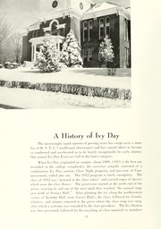 Page 14, 1949 Edition, Bloomsburg University - Obiter Yearbook (Bloomsburg, PA) online yearbook collection