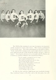 Page 16, 1949 Edition, Bloomsburg University - Obiter Yearbook (Bloomsburg, PA) online yearbook collection