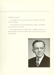 Page 11, 1951 Edition, Bloomsburg University - Obiter Yearbook (Bloomsburg, PA) online yearbook collection