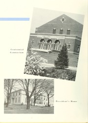 Page 16, 1952 Edition, Bloomsburg University - Obiter Yearbook (Bloomsburg, PA) online yearbook collection