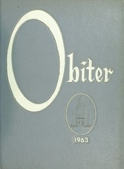 Page 1, 1963 Edition, Bloomsburg University - Obiter Yearbook (Bloomsburg, PA) online yearbook collection