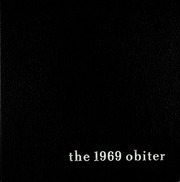Page 1, 1969 Edition, Bloomsburg University - Obiter Yearbook (Bloomsburg, PA) online yearbook collection