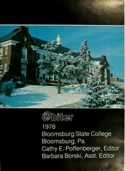Page 5, 1978 Edition, Bloomsburg University - Obiter Yearbook (Bloomsburg, PA) online yearbook collection