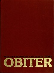 1983 Edition, Bloomsburg University - Obiter Yearbook (Bloomsburg, PA)