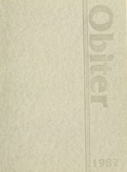 Page 3, 1987 Edition, Bloomsburg University - Obiter Yearbook (Bloomsburg, PA) online yearbook collection