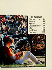 Page 7, 1987 Edition, Bloomsburg University - Obiter Yearbook (Bloomsburg, PA) online yearbook collection