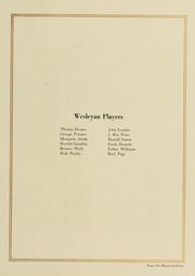 Page 115, 1923 Edition, West Virginia Wesleyan College - Murmurmontis Yearbook (Buckhannon, WV) online yearbook collection