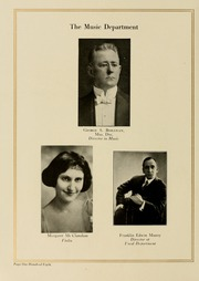 Page 116, 1923 Edition, West Virginia Wesleyan College - Murmurmontis Yearbook (Buckhannon, WV) online yearbook collection