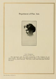 Page 122, 1923 Edition, West Virginia Wesleyan College - Murmurmontis Yearbook (Buckhannon, WV) online yearbook collection