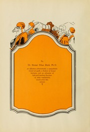 Page 10, 1928 Edition, West Virginia Wesleyan College - Murmurmontis Yearbook (Buckhannon, WV) online yearbook collection