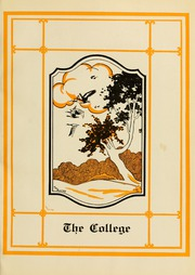 Page 13, 1928 Edition, West Virginia Wesleyan College - Murmurmontis Yearbook (Buckhannon, WV) online yearbook collection