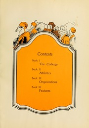Page 9, 1928 Edition, West Virginia Wesleyan College - Murmurmontis Yearbook (Buckhannon, WV) online yearbook collection