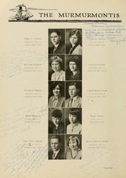 Page 106, 1929 Edition, West Virginia Wesleyan College - Murmurmontis Yearbook (Buckhannon, WV) online yearbook collection