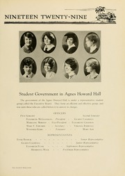 Page 149, 1929 Edition, West Virginia Wesleyan College - Murmurmontis Yearbook (Buckhannon, WV) online yearbook collection