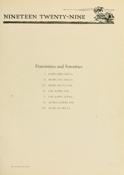 Page 155, 1929 Edition, West Virginia Wesleyan College - Murmurmontis Yearbook (Buckhannon, WV) online yearbook collection
