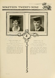 Page 55, 1929 Edition, West Virginia Wesleyan College - Murmurmontis Yearbook (Buckhannon, WV) online yearbook collection