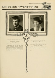 Page 57, 1929 Edition, West Virginia Wesleyan College - Murmurmontis Yearbook (Buckhannon, WV) online yearbook collection