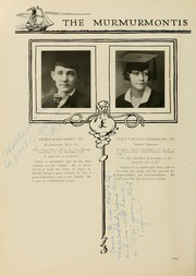Page 58, 1929 Edition, West Virginia Wesleyan College - Murmurmontis Yearbook (Buckhannon, WV) online yearbook collection