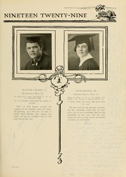 Page 59, 1929 Edition, West Virginia Wesleyan College - Murmurmontis Yearbook (Buckhannon, WV) online yearbook collection