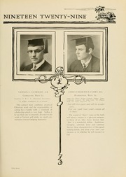 Page 61, 1929 Edition, West Virginia Wesleyan College - Murmurmontis Yearbook (Buckhannon, WV) online yearbook collection