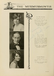 Page 66, 1929 Edition, West Virginia Wesleyan College - Murmurmontis Yearbook (Buckhannon, WV) online yearbook collection