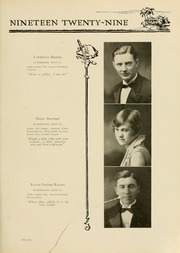 Page 67, 1929 Edition, West Virginia Wesleyan College - Murmurmontis Yearbook (Buckhannon, WV) online yearbook collection