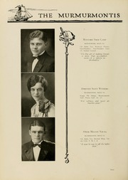 Page 68, 1929 Edition, West Virginia Wesleyan College - Murmurmontis Yearbook (Buckhannon, WV) online yearbook collection