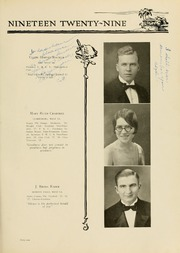 Page 69, 1929 Edition, West Virginia Wesleyan College - Murmurmontis Yearbook (Buckhannon, WV) online yearbook collection