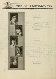 Page 96, 1929 Edition, West Virginia Wesleyan College - Murmurmontis Yearbook (Buckhannon, WV) online yearbook collection