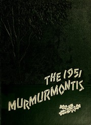 Page 1, 1951 Edition, West Virginia Wesleyan College - Murmurmontis Yearbook (Buckhannon, WV) online yearbook collection