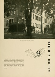 Page 11, 1951 Edition, West Virginia Wesleyan College - Murmurmontis Yearbook (Buckhannon, WV) online yearbook collection