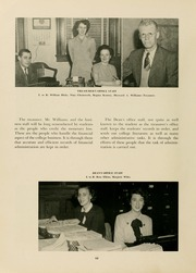Page 14, 1951 Edition, West Virginia Wesleyan College - Murmurmontis Yearbook (Buckhannon, WV) online yearbook collection