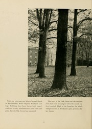 Page 6, 1951 Edition, West Virginia Wesleyan College - Murmurmontis Yearbook (Buckhannon, WV) online yearbook collection