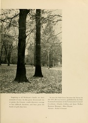 Page 7, 1951 Edition, West Virginia Wesleyan College - Murmurmontis Yearbook (Buckhannon, WV) online yearbook collection