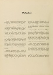 Page 8, 1951 Edition, West Virginia Wesleyan College - Murmurmontis Yearbook (Buckhannon, WV) online yearbook collection