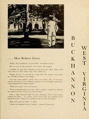 Page 11, 1953 Edition, West Virginia Wesleyan College - Murmurmontis Yearbook (Buckhannon, WV) online yearbook collection