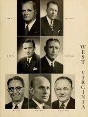 Page 13, 1953 Edition, West Virginia Wesleyan College - Murmurmontis Yearbook (Buckhannon, WV) online yearbook collection