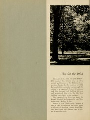 Page 6, 1953 Edition, West Virginia Wesleyan College - Murmurmontis Yearbook (Buckhannon, WV) online yearbook collection