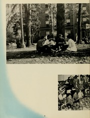 Page 10, 1959 Edition, West Virginia Wesleyan College - Murmurmontis Yearbook (Buckhannon, WV) online yearbook collection