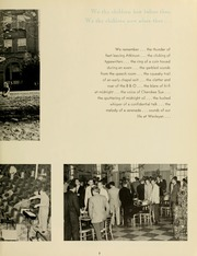 Page 11, 1959 Edition, West Virginia Wesleyan College - Murmurmontis Yearbook (Buckhannon, WV) online yearbook collection