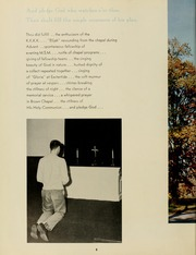 Page 12, 1959 Edition, West Virginia Wesleyan College - Murmurmontis Yearbook (Buckhannon, WV) online yearbook collection