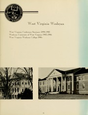 Page 15, 1959 Edition, West Virginia Wesleyan College - Murmurmontis Yearbook (Buckhannon, WV) online yearbook collection