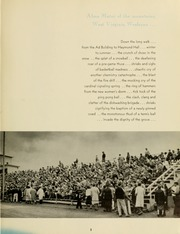 Page 7, 1959 Edition, West Virginia Wesleyan College - Murmurmontis Yearbook (Buckhannon, WV) online yearbook collection